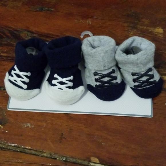 2ed9277d6f0 Carter's Shoes | Carters Sneakerinspired Baby Booties | Poshmark